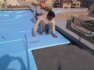 شركة عزل الاسطح و الخزانات بالرياض